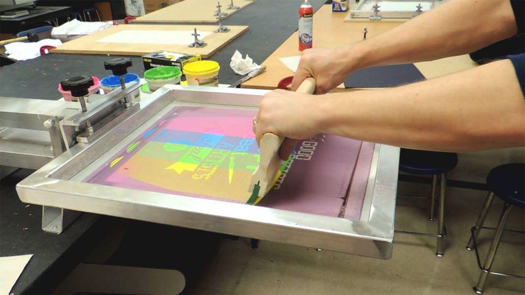 какие 4 цвета употребляют в типографии